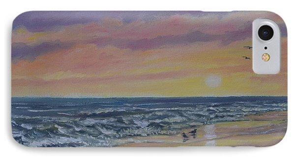 Beach Glow By K. Mcdermott IPhone Case