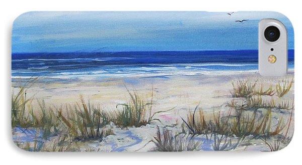 Beach Grasses IPhone Case