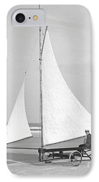 Beach Sailor 1903 IPhone Case