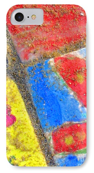 Beach Tiles IPhone Case