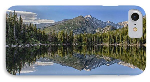 Bear Lake Reflection IPhone Case