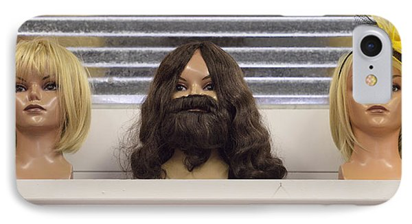 Bearded Lady IPhone Case