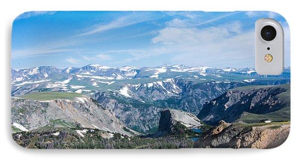 Beartooth Long Range Views IPhone Case