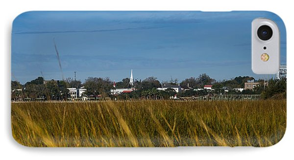 Beaufort Sc Waterfront IPhone Case