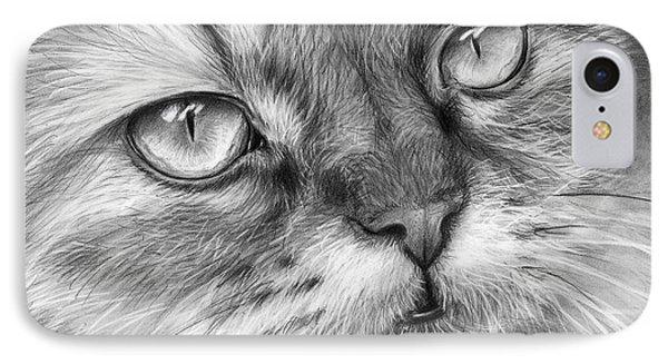 Beautiful Cat IPhone Case
