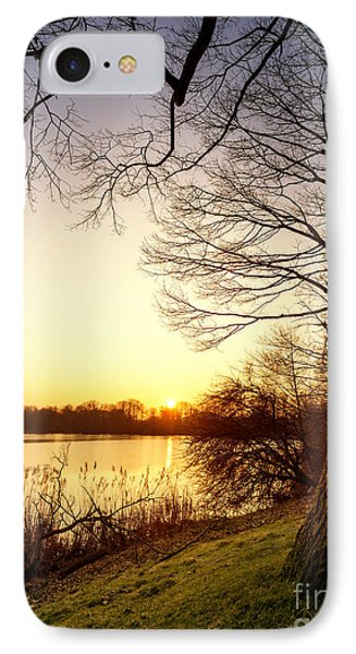 Beautiful Lake IPhone Case