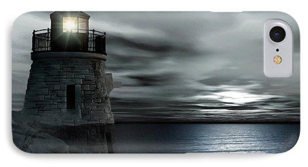 Beautiful Light In The Night IPhone Case