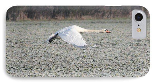 Beautiful Wild Geese IPhone Case
