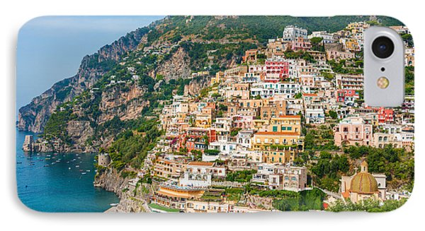 Beauty Of The Positano IPhone Case