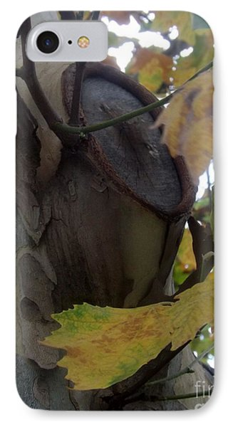 Beauty With Age IPhone Case