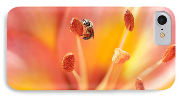 Bee And Lily IPhone Case