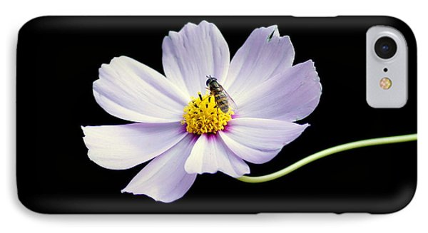 bee and Wildflower IPhone Case