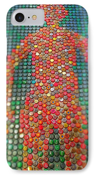 Beer Cap Man IPhone Case