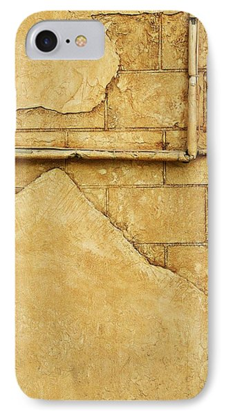 Beige Wall IPhone Case