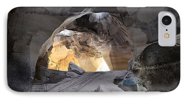 Bell Caves IPhone Case