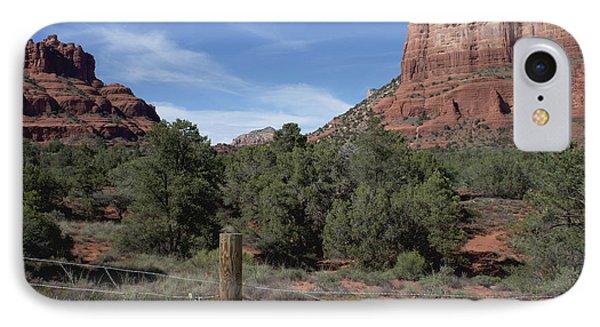 Bell Rock Pathway IPhone Case