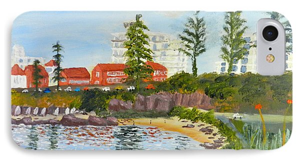 Belmore Basin From The North Sea Wall IPhone Case