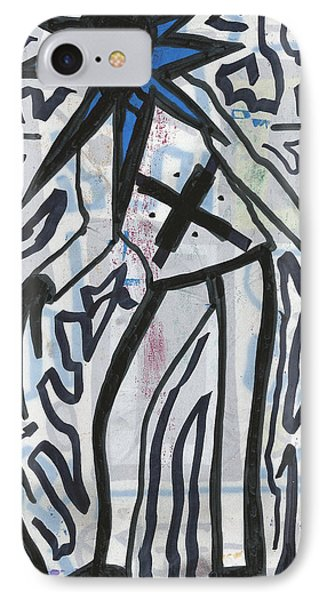 Bending Diva Model In Pop Graffiti IPhone Case