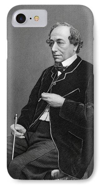 Benjamin Disraeli IPhone Case