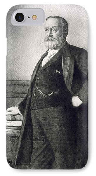 Benjamin Harrison  IPhone Case