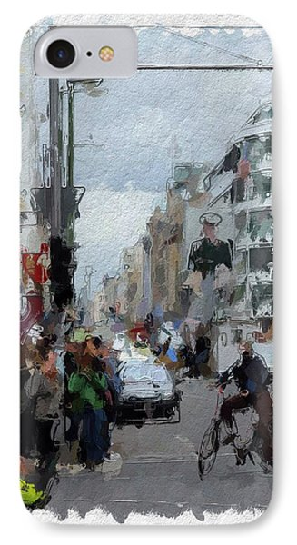 Berlin Checkpoint Charlie IPhone Case