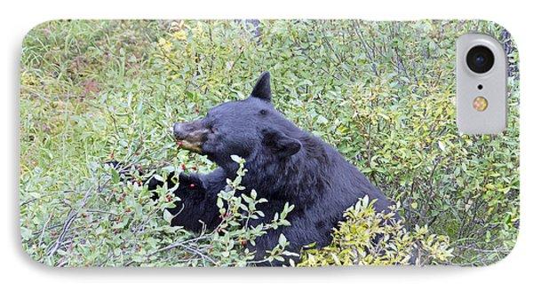 Berry Bear IPhone Case
