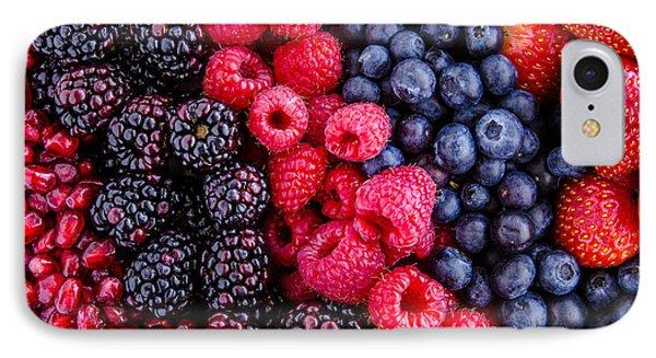 Berry Delicious IPhone Case