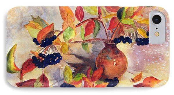 Berry Harvest Still Life IPhone Case