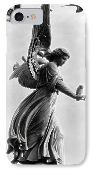 Bethesda Angel IPhone Case