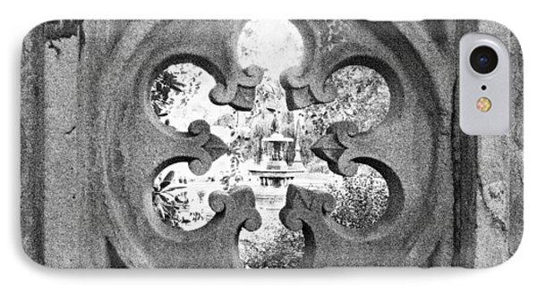 Bethesda Fountain Central Park New York IPhone Case
