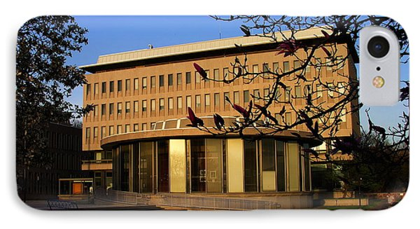 Bethlehem City Rotunda And City Hall IPhone Case