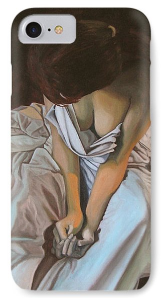 Between The Sheets IPhone Case