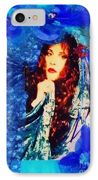 Bewitched In Blue IPhone Case