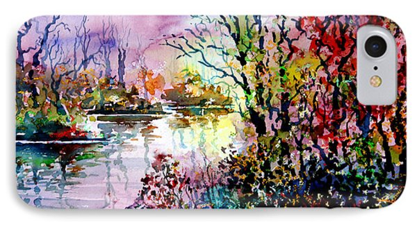 Beyond Tree And Pond IPhone Case