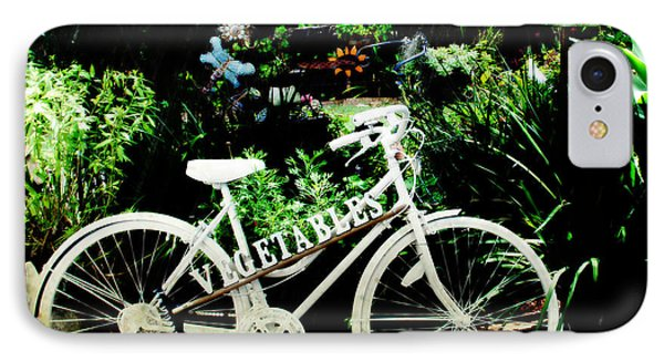 Bicycle And Bird House IPhone Case