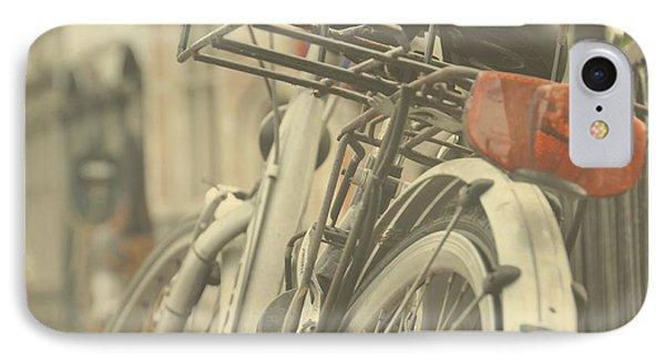 Bicycle Lane IPhone Case