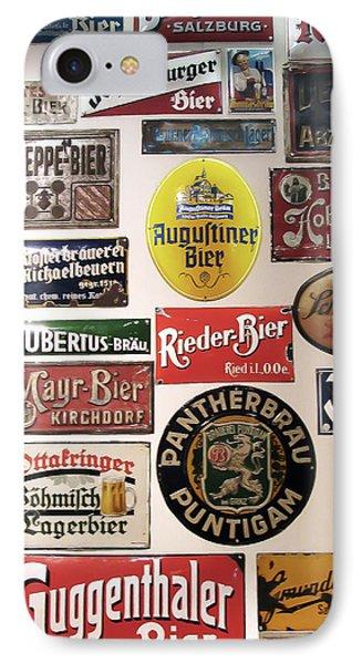 Bier Wall IPhone Case