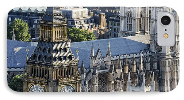 Big Ben And Westminster IPhone Case