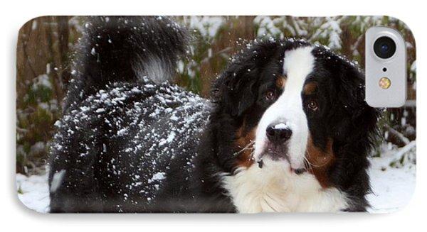 Snow Happy IPhone Case