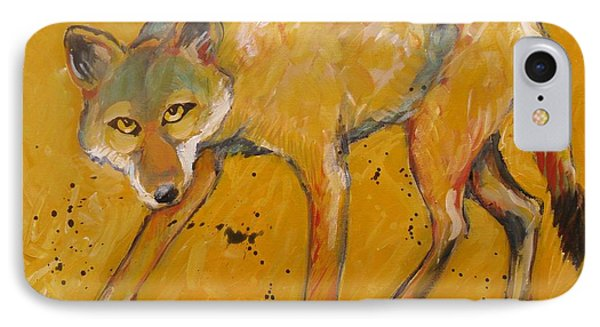 Big Sky Coyote IPhone Case
