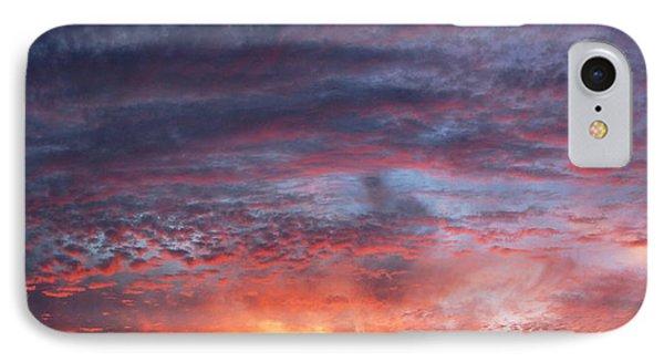 Big Sunset  IPhone Case