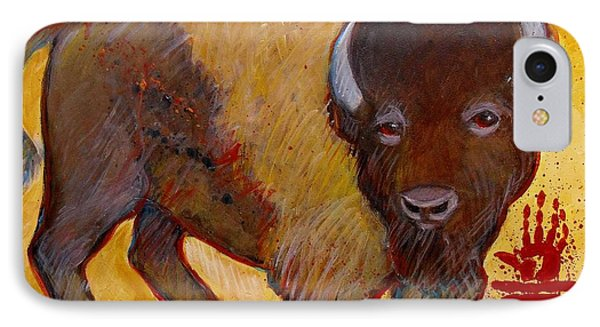 Big Tatanka Buffalo IPhone Case