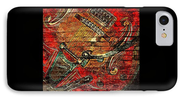 Bigsby Faux Mural IPhone Case
