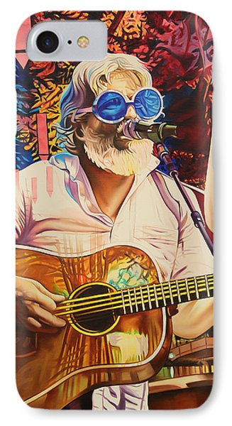 Bill Nershi At Horning's Hideout IPhone Case