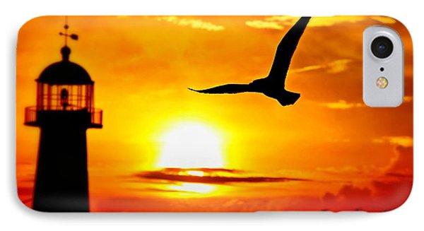 Biloxi Sunset IPhone Case