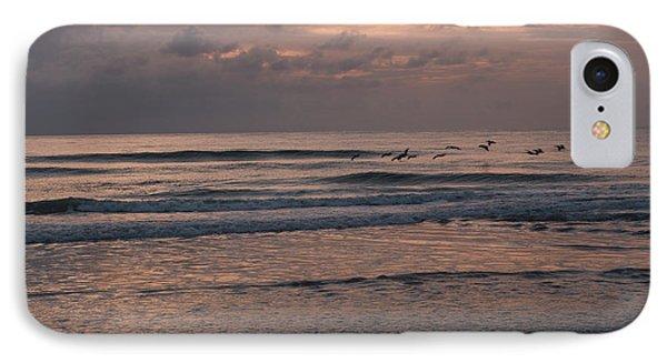 Birds At The Beach  IPhone Case
