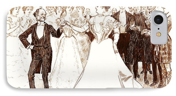Birthday Dance 1899 IPhone Case