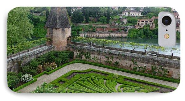 Bishop Garden In Albi France IPhone Case