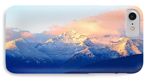 Bitterroot Mountains Montana IPhone Case