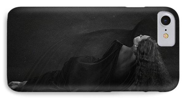 Black Dress IPhone Case